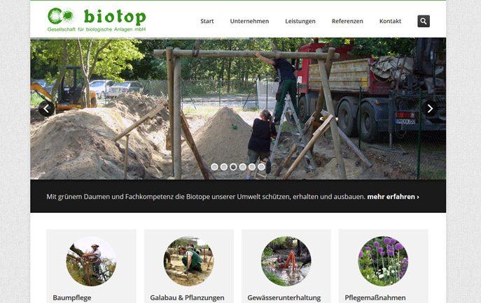 Web-Biotop-Lap